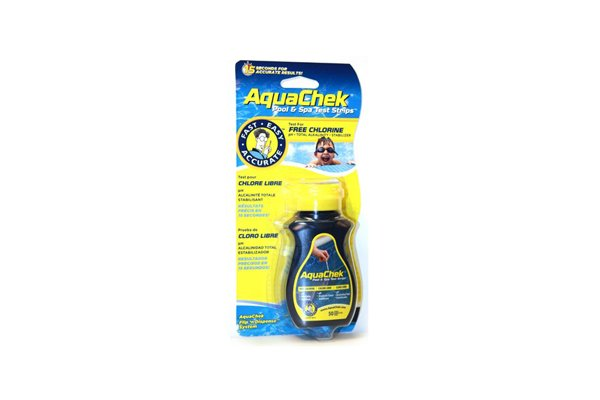 Aquacheck free chlorine